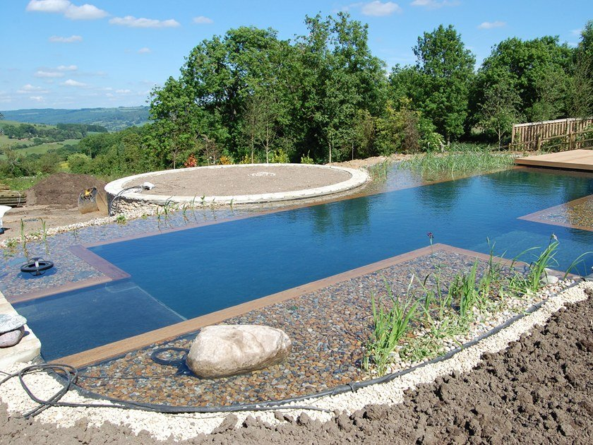 Fabric and liner for tanking FIRESTONE PONDGARD™ EPDM by Firestone Building Products