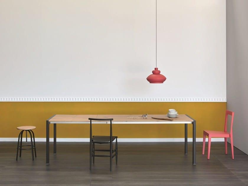 Extending rectangular table FIRST by Miniforms