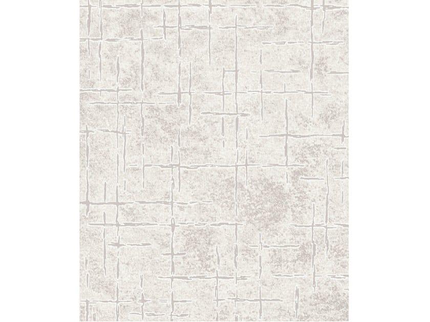 Handmade rectangular rug FIVE BEIGE by Tapis Rouge