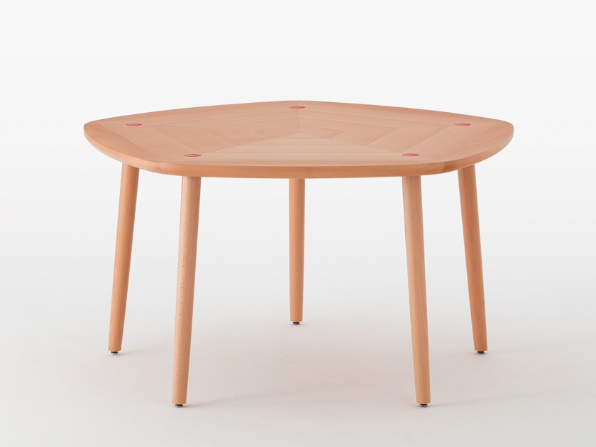Maple dining table FIVE | Maple table by MEETEE