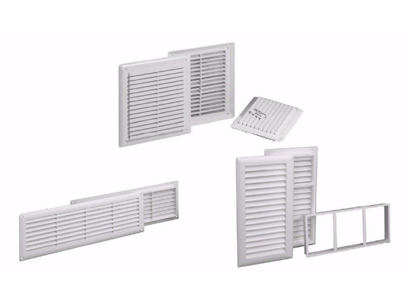 ABS air vent FIXED GRILL by Dakota