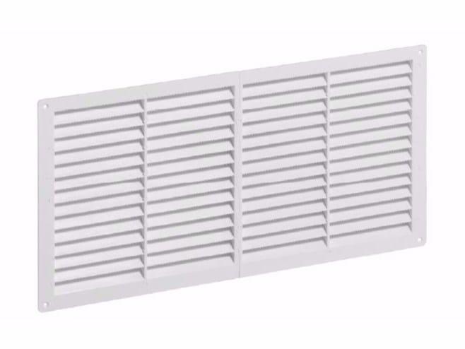Rectangular ABS air vent FIXED RECTANGULAR MODULAR GRILL by Dakota