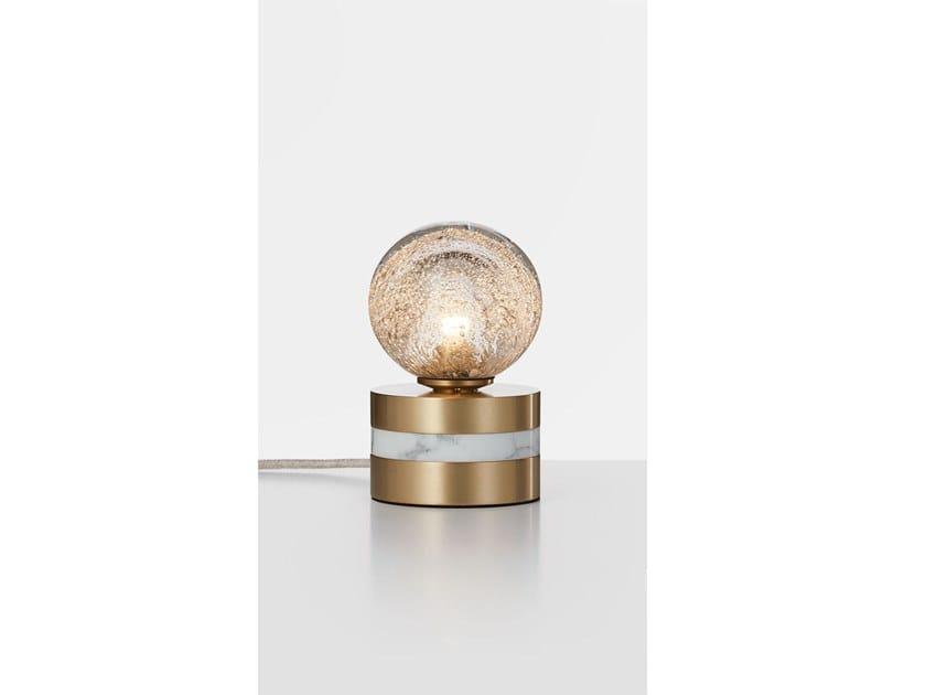 LED table lamp FIZI BALL SHORT | Table lamp by Articolo Lighting