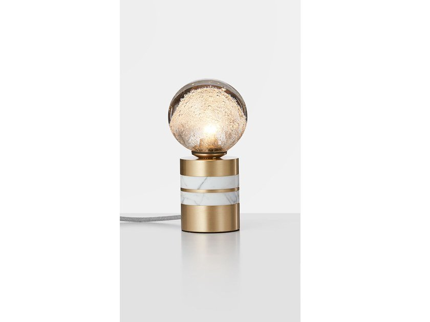 LED table lamp FIZI BALL TALL | Table lamp by Articolo Lighting