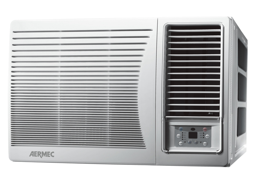 Inverter window air conditioner without external unit FK by AERMEC