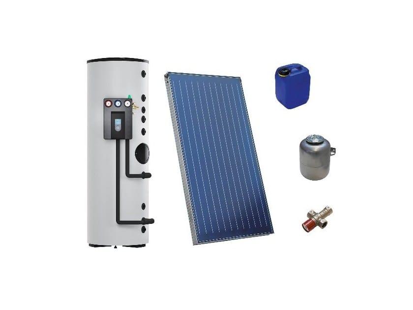 Forced circulation Solar heating system FKB-SOL by BERETTA