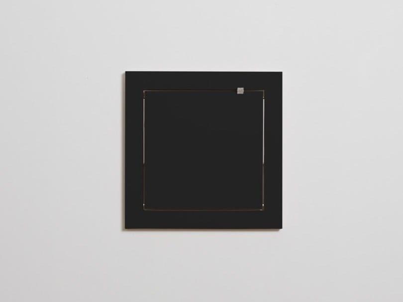 FLÄPPS VANITY MIRROR - BLACK