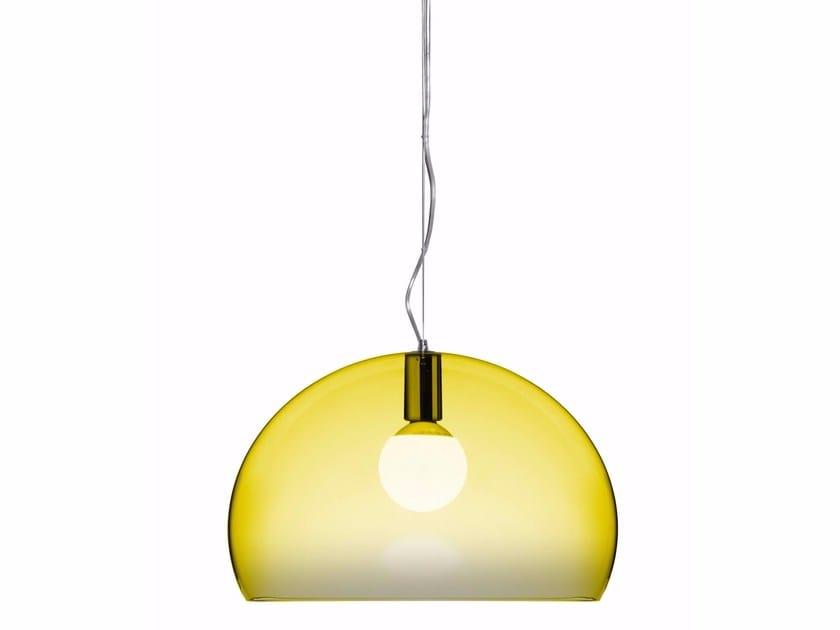 FL/Y | Pendelleuchte aus PMMA Kollektion FL/Y By Kartell Design ...