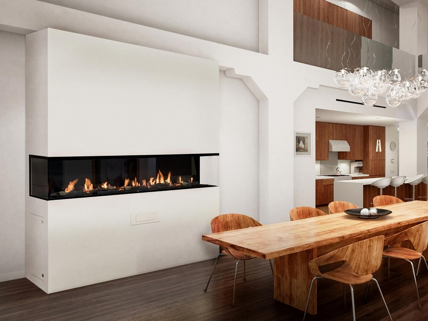 Bioethanol Fireplace insert FLA 3 XL SUITE LOGS by Planika