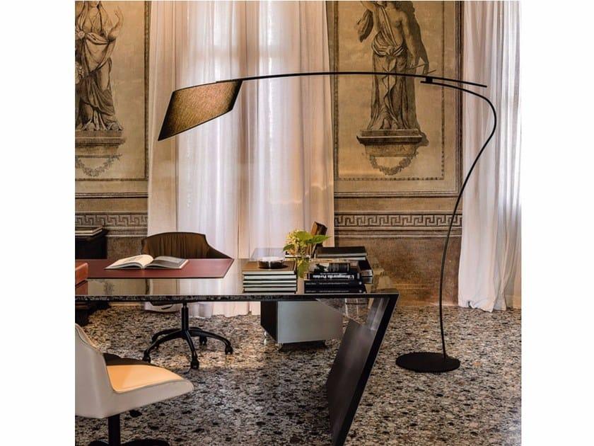 Fabric floor lamp FLAG by Cattelan Italia