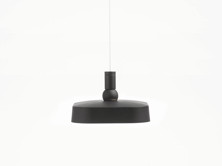 LED ABS pendant lamp FLAI PENDANT by DIOMEDE