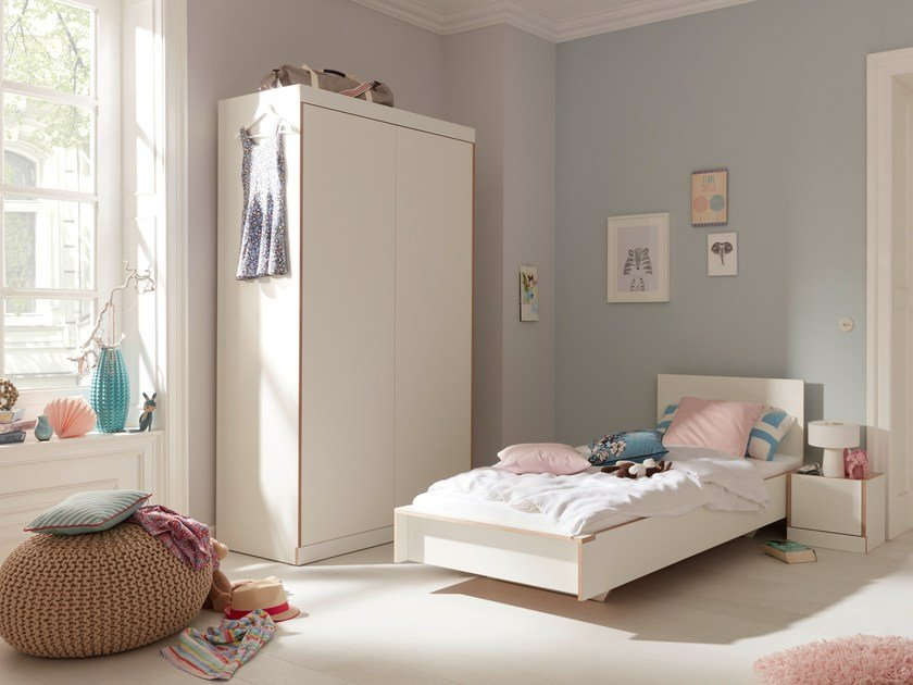 Plywood Kids Single Bed FLAI
