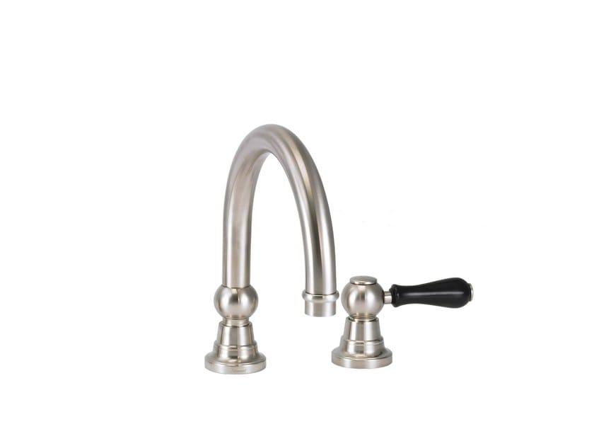 2 hole countertop washbasin tap FLAMANT BUTLER | 2 hole washbasin tap by rvb