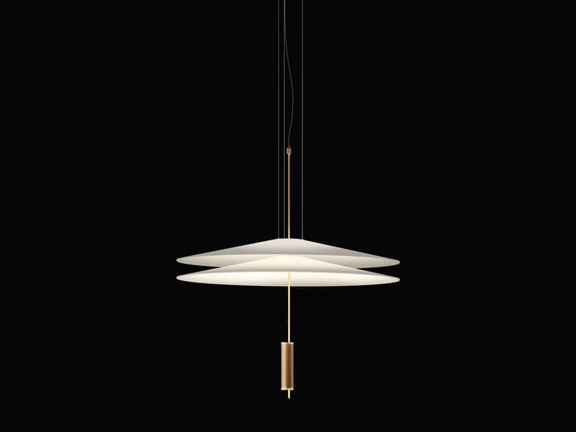 Lampada a sospensione a LED con dimmer FLAMINGO 1510 | Lampada a sospensione by Vibia