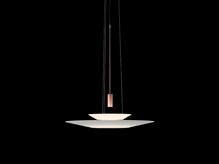 LED pendant l& with dimmer FLAMINGO 1540 | Pendant l& by Vibia & FLAMINGO 1540 | Pendant lamp By Vibia design Antoni Arola