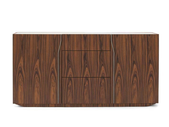 Wooden sideboard FLAMINIA | Sideboard by Potocco