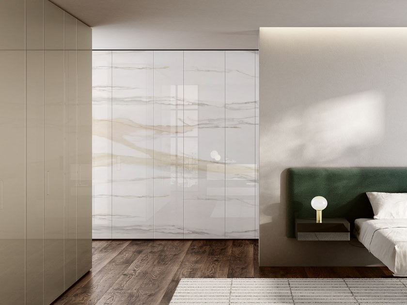 Sectional wardrobe FLAPP by Lago