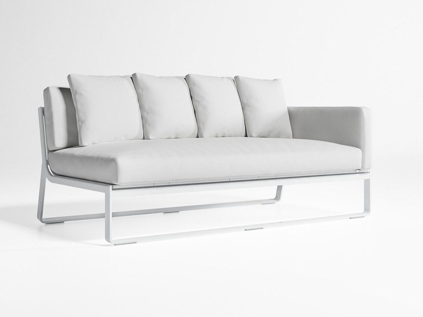 Modular sofa FLAT 1 by GANDIA BLASCO