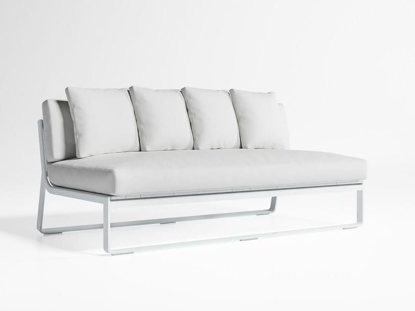 Modular sofa FLAT 4 by GANDIA BLASCO
