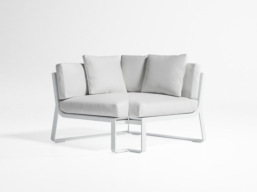 Modular sofa FLAT 6 by GANDIA BLASCO
