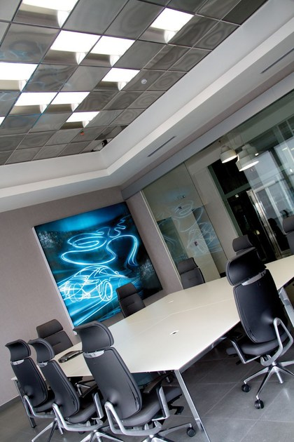 Ceiling tiles FLAT by atena