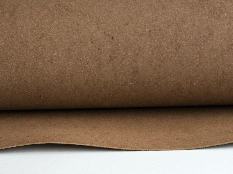 Recycled material upholstery fabric FLAT by Buxkin