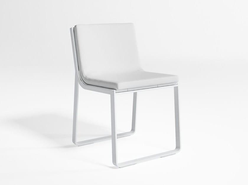 Garden chair FLAT | Garden chair by GANDIA BLASCO
