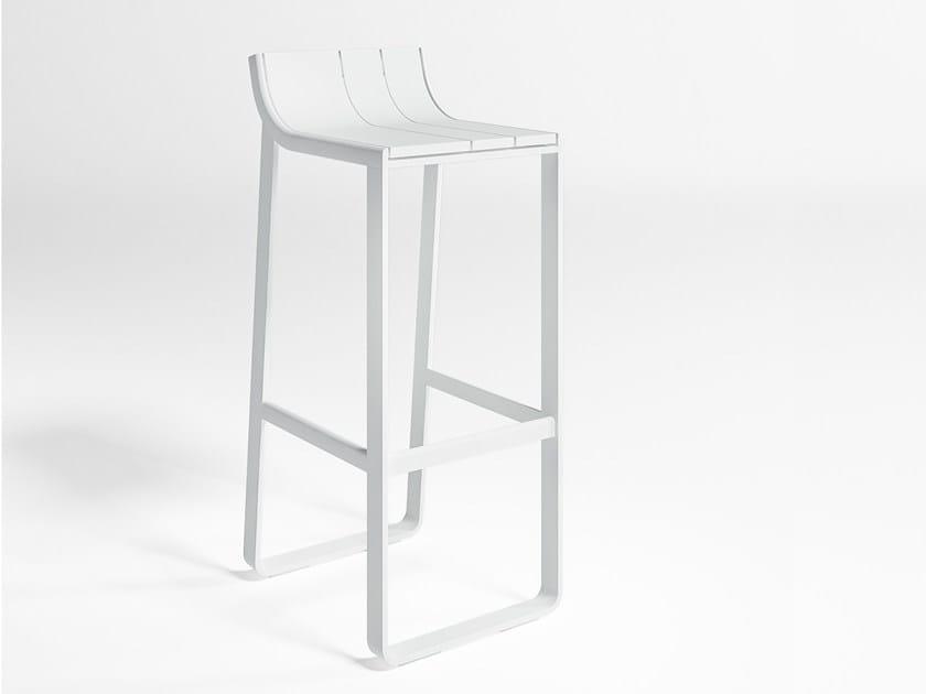 High garden stool FLAT | Garden stool by GANDIA BLASCO