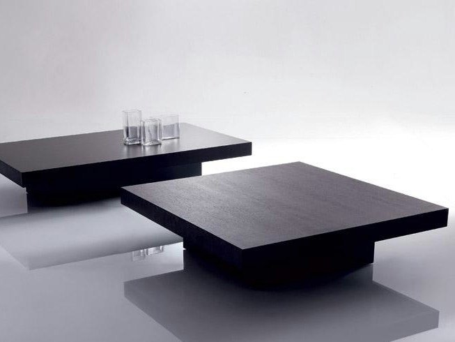 Low Wooden Coffee Table FLAT | Wooden Coffee Table By Marac