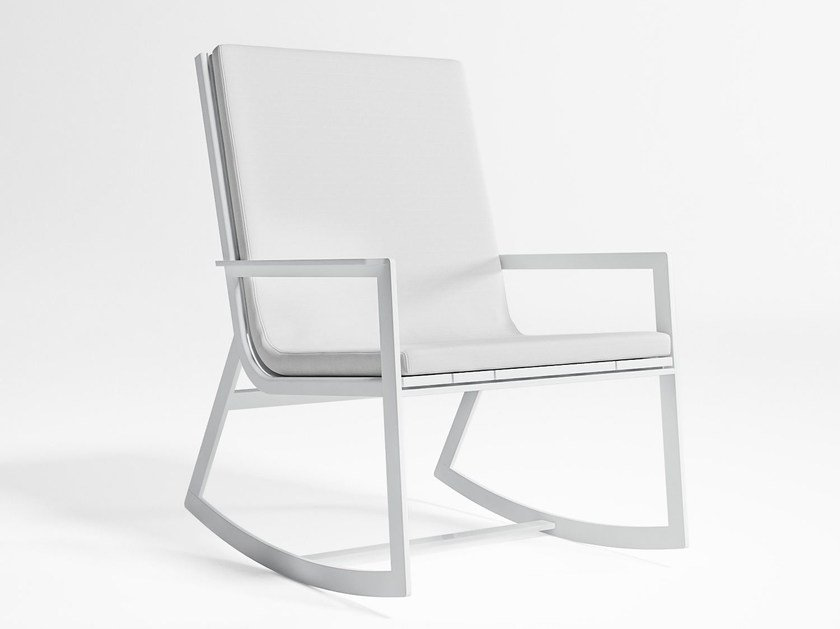 Rocking chair FLAT | Rocking chair by GANDIA BLASCO