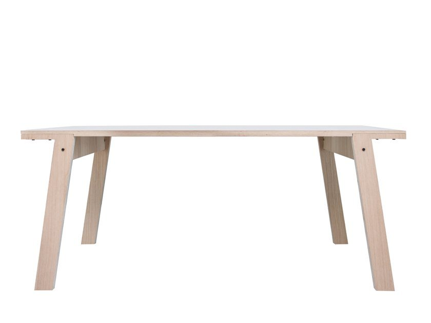 Rectangular table FLAT | Table by rform