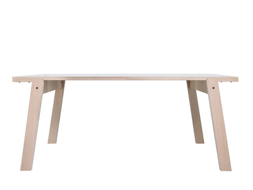 Tavolo rettangolare FLAT | Tavolo by rform