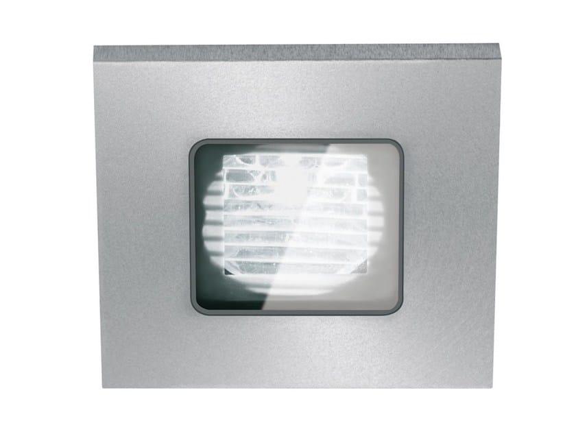 Faretto per esterno a LED da incasso con dimmer FLEA D.Q35 by Francesconi & C.