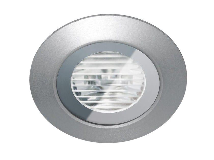 Faretto per esterno a LED da incasso con dimmer FLEA D.T35 by Francesconi & C.
