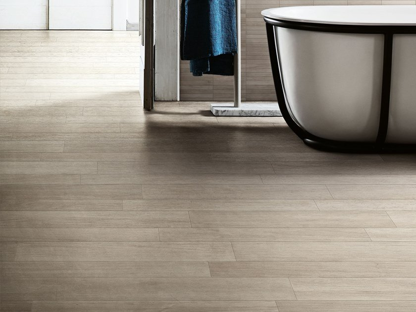 Porcelain stoneware flooring with wood effect FLEUR DE BOIS | Flooring with wood effect by Ceramiche Piemme