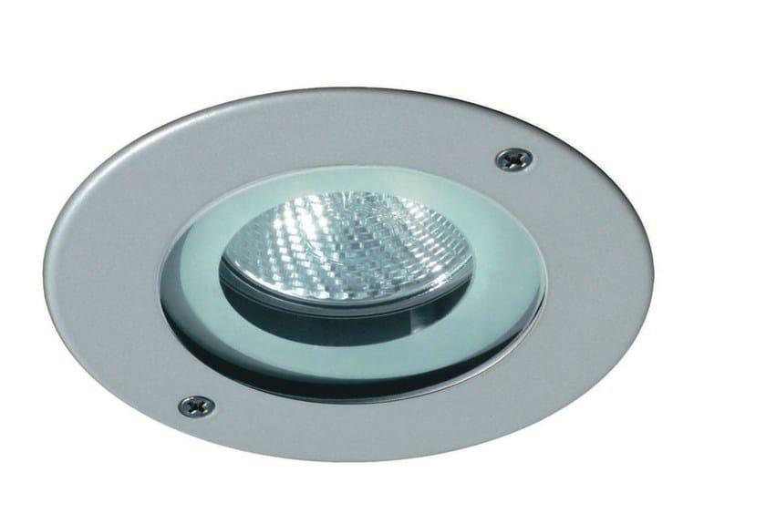 Ceiling recessed aluminium Outdoor spotlight FLEX F.3021 by Francesconi & C.