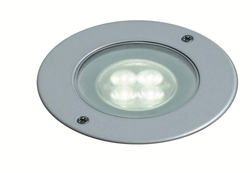 LED walkover light die cast aluminium steplight FLEX F.1021 by Francesconi & C.