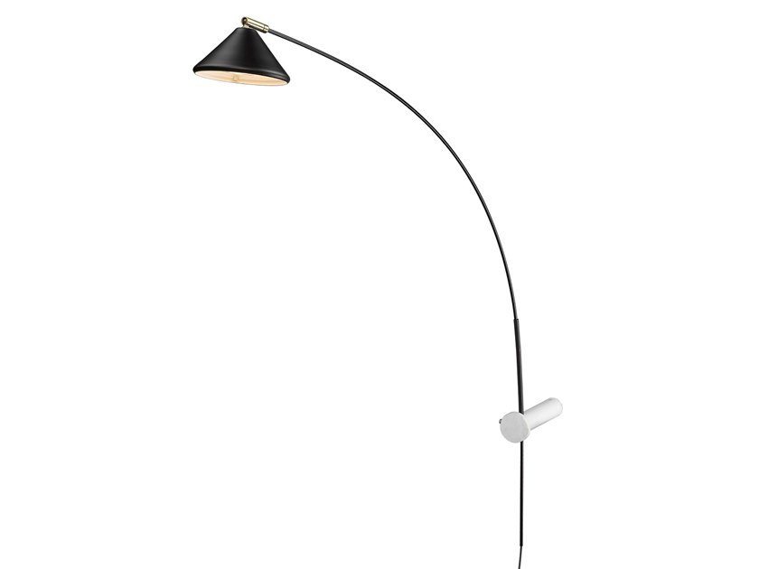 LED carbon wall lamp FLEX | Wall lamp by Seyvaa