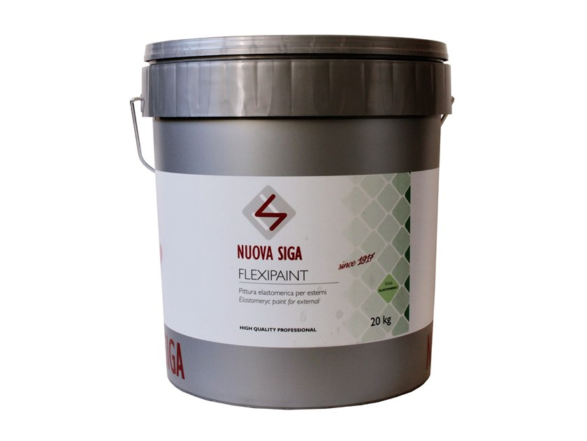 Water repellent paint FLEXI PAINT by NUOVA SIGA