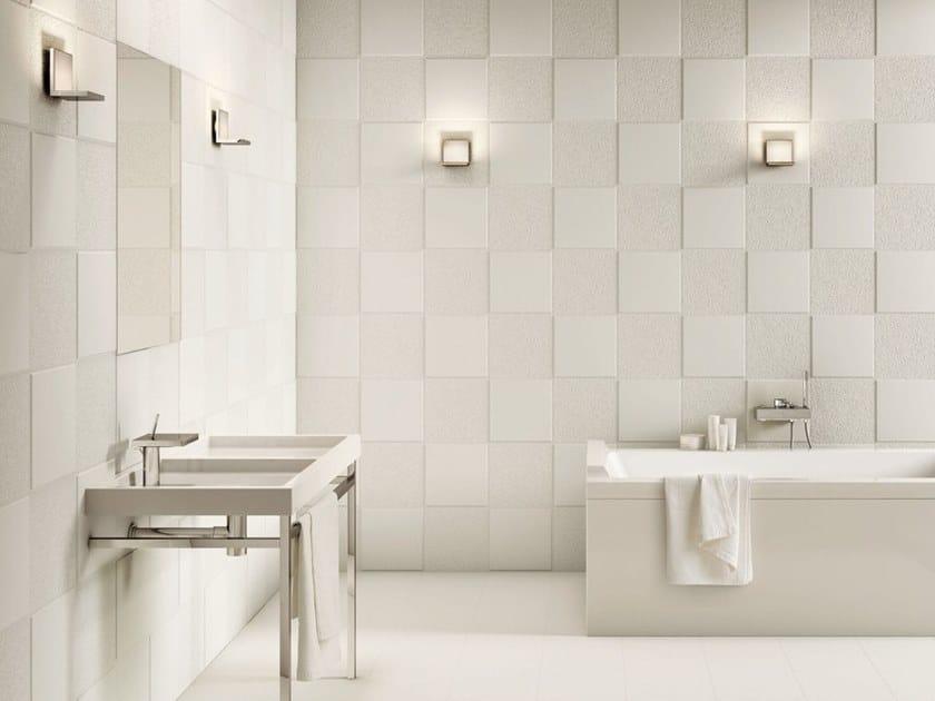 CERAMICA SANT'AGOSTINO FLEXIBLE ARCHITECTURE WHITE