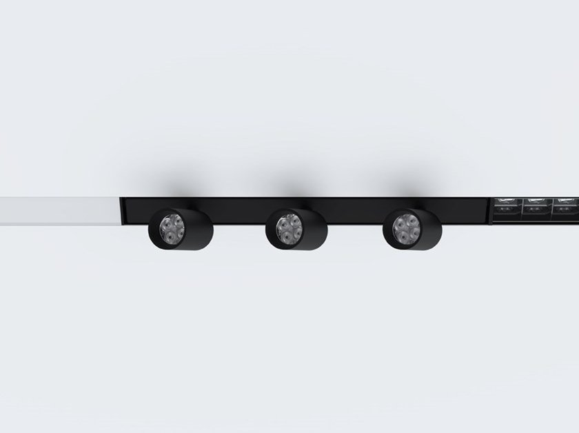 Dif Exporlux In En Illuminazione Flexible incasso Profilo Per Lineare Semi Alluminio Da SzVMpU