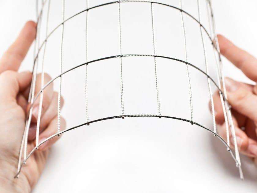 Spot-welded wire net of stainless steel FLEXNET 5025 by MeshArt™