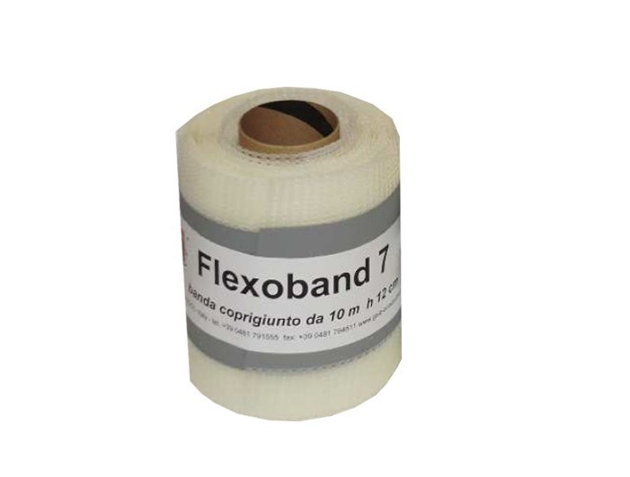 Tape and joint for waterproofing FLEXOBAND 7 by GAIA