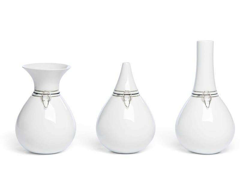 Porcelain vase FLEXVASE by Vij5