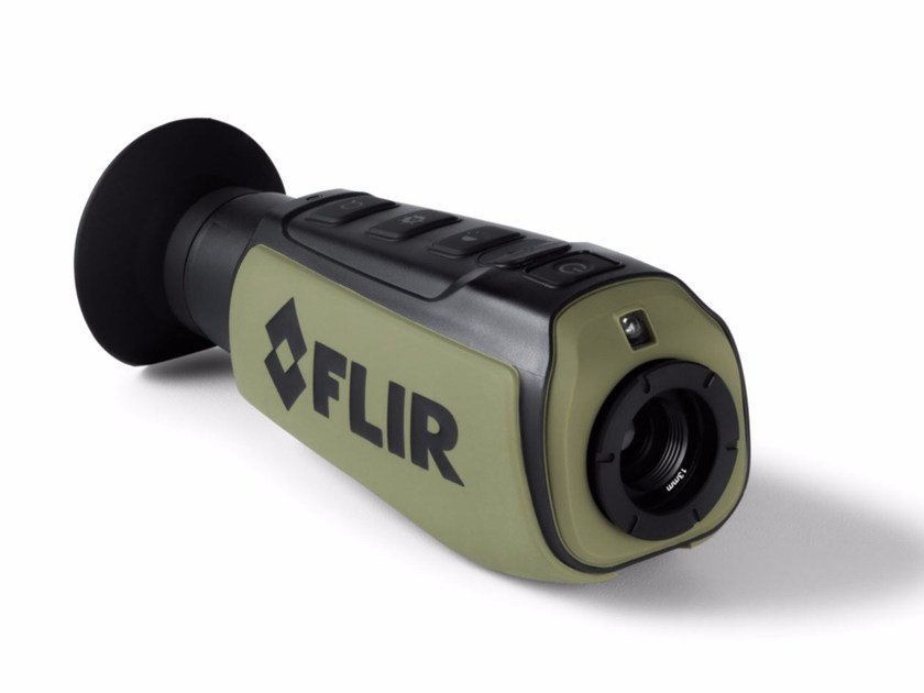 Compact thermal night vision camera FLIR Scout II 640 by FLIR Systems