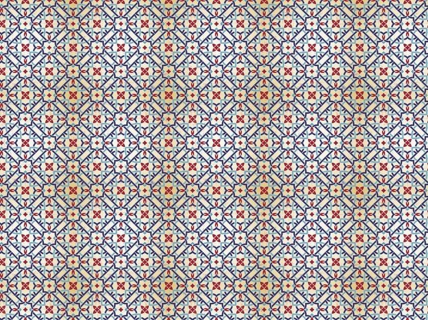 Glass-fibre floor textile FLO-04 by MOMENTI