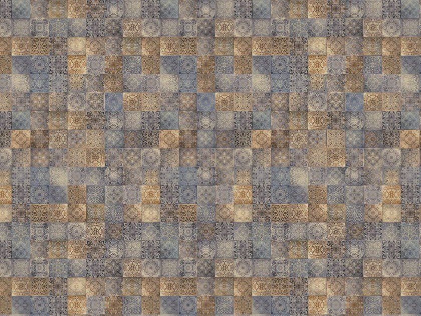 Motif floor textile FLO-13 by MOMENTI