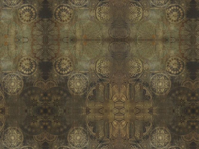 Motif floor textile FLO-15 by MOMENTI