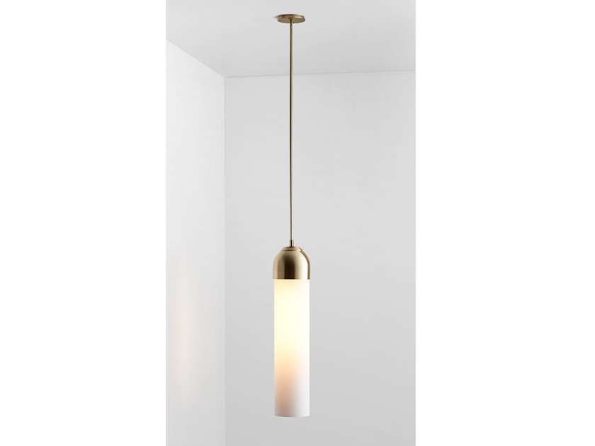 LED ceiling lamp FLOAT CAPPED | Ceiling lamp by Articolo Lighting