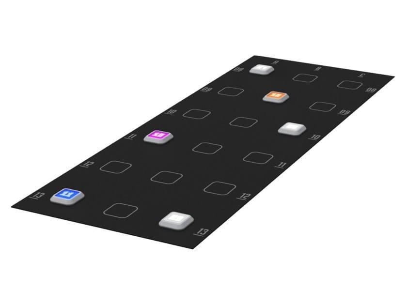 Floor panel for Reax Lights FLOOR PANEL - 110 by REAXING